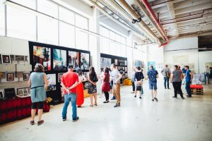 Opening up Galleries to the blind and partially sighted (introduction) @ via zoom